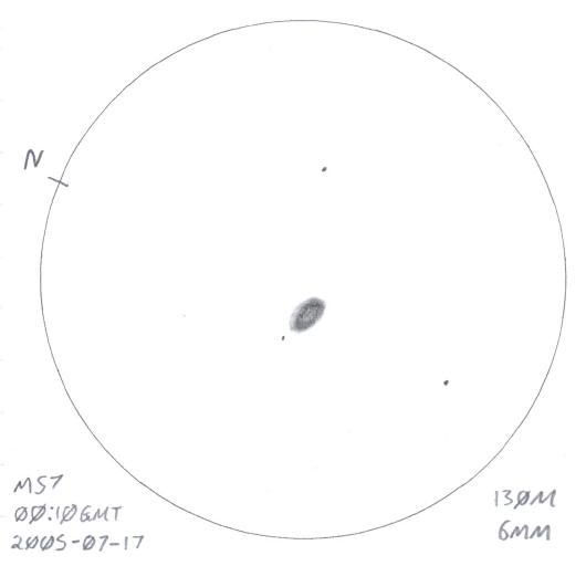 Sketch of M57