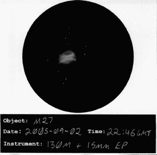 Sketch of M27