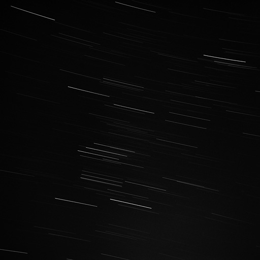 Orion Star Trail