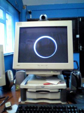 Webcast of eclipse